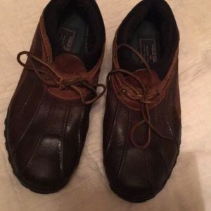 Other - Men's polo leather polo shoes